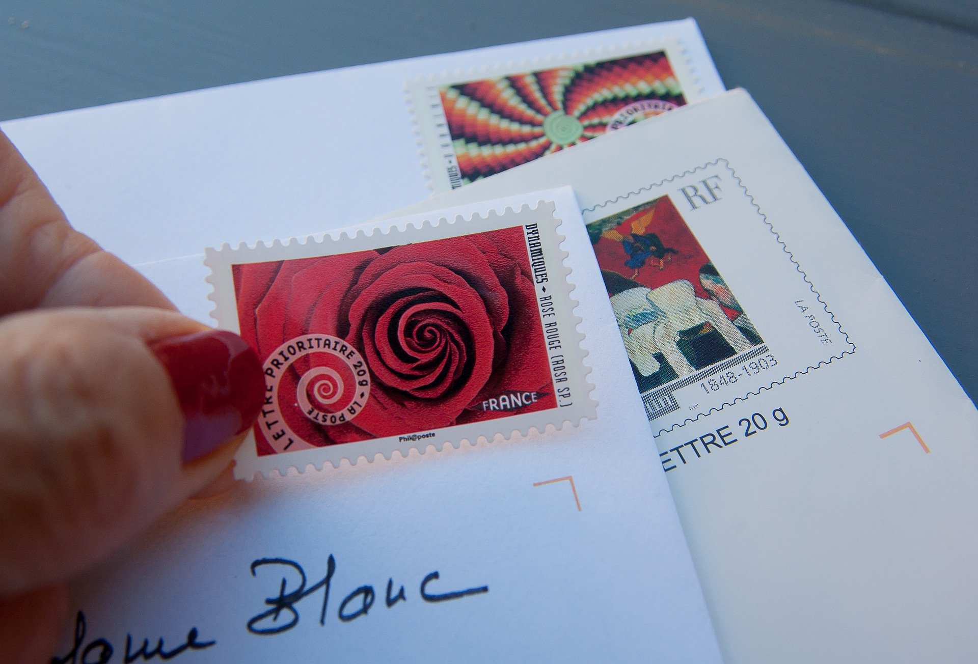 mailing postal prospection B2B